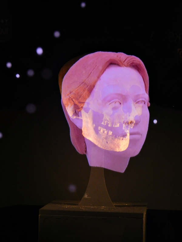 holograma de rosto no Istanbul Arkeoloji Müzeleri - Anasayfa