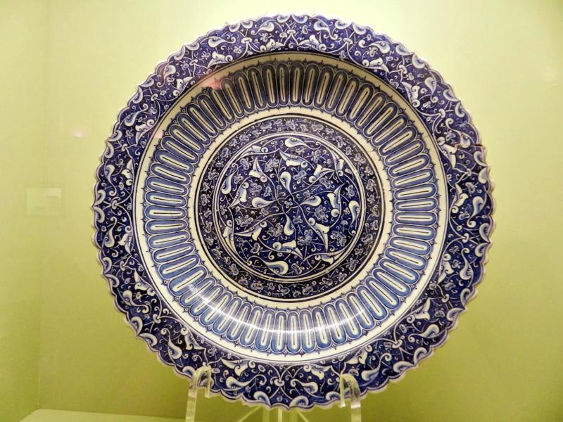 Porcelana Iznik no Istanbul Arkeoloji Müzeleri - Anasayfa