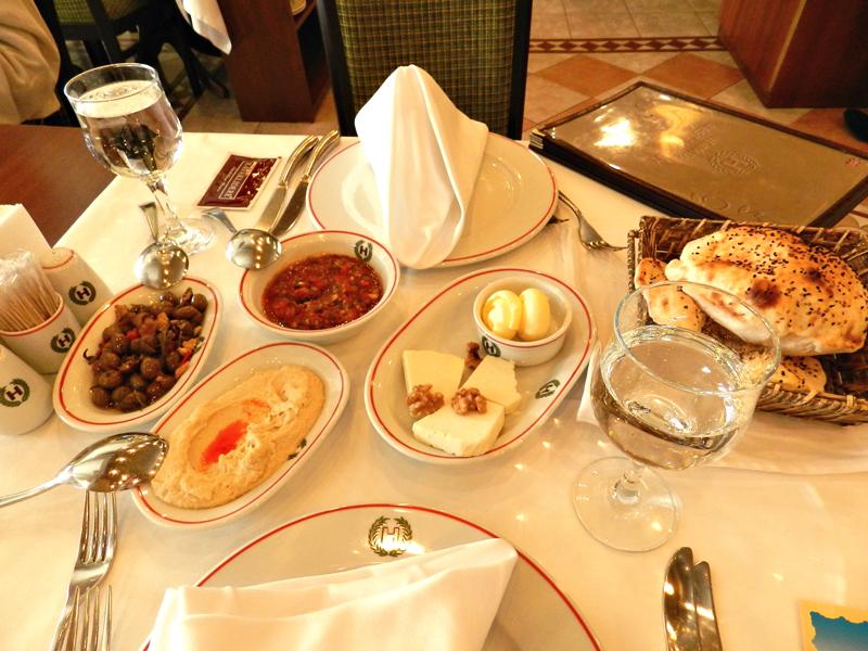 Hamdi Restaurant em Istambul
