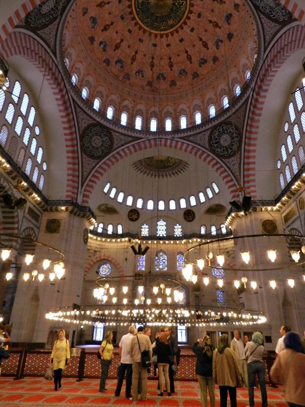 Süleymaniye Camii em Istambul