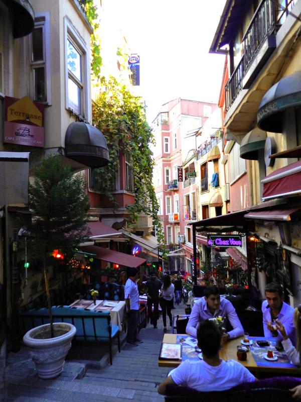 Cezayir Sokağı em istambul