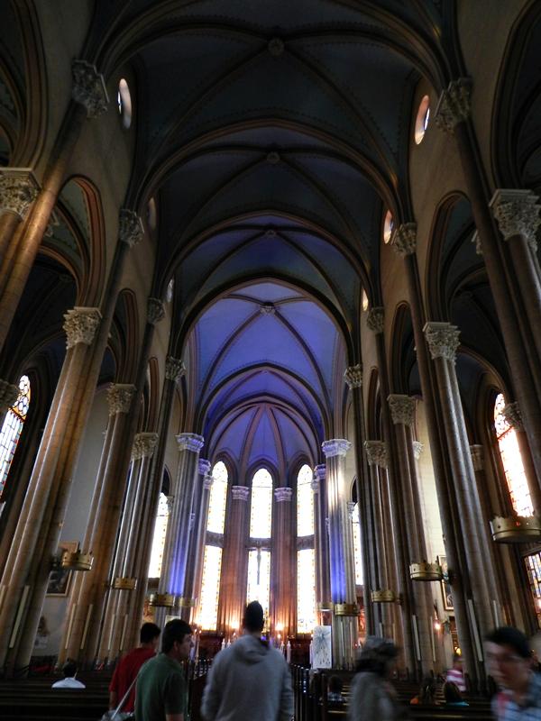Sent Antuan Kilisesi ou Basílica de Santo Antônio em Istambul