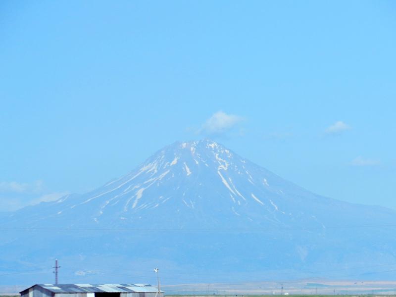 Talvez o  monte Erciyes