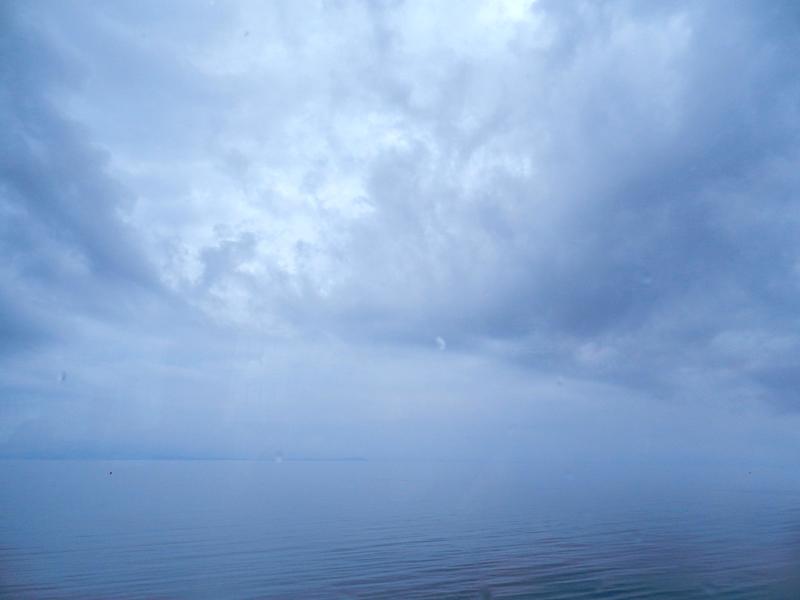 Mar Egeu na Turquia