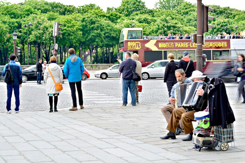 Place de la Concordia, Champs Elysee, Paris, France