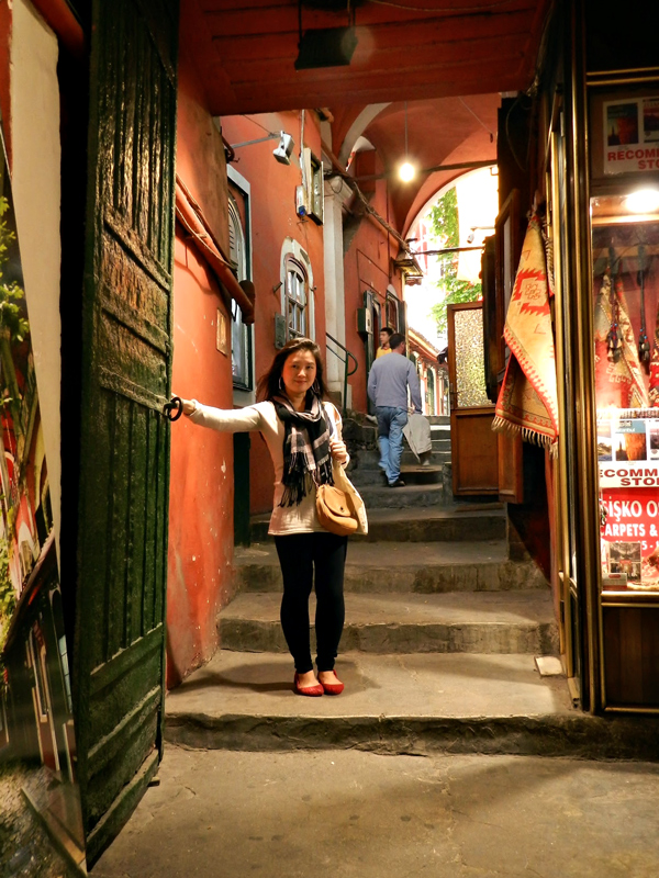 Grand Bazar Istambul lado histórico