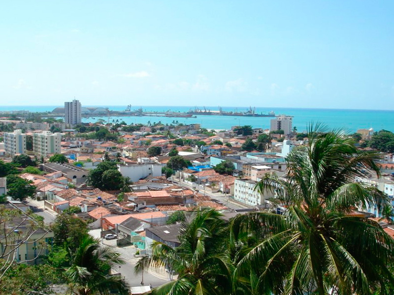 Maceió no Alagoas