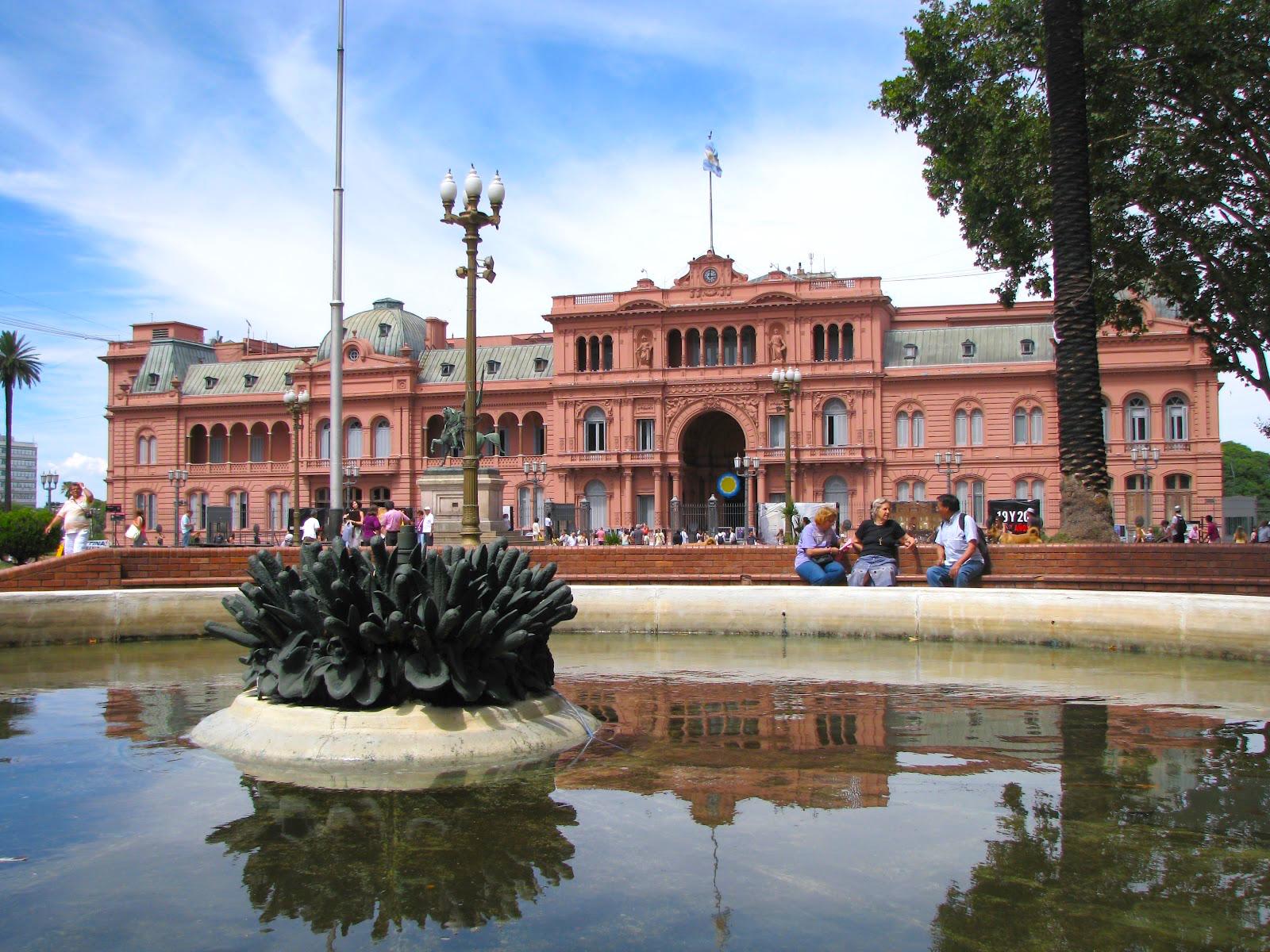 Dicas de Viagem | BUENOS AIRES: CENTRO : Itinerário de Viagem