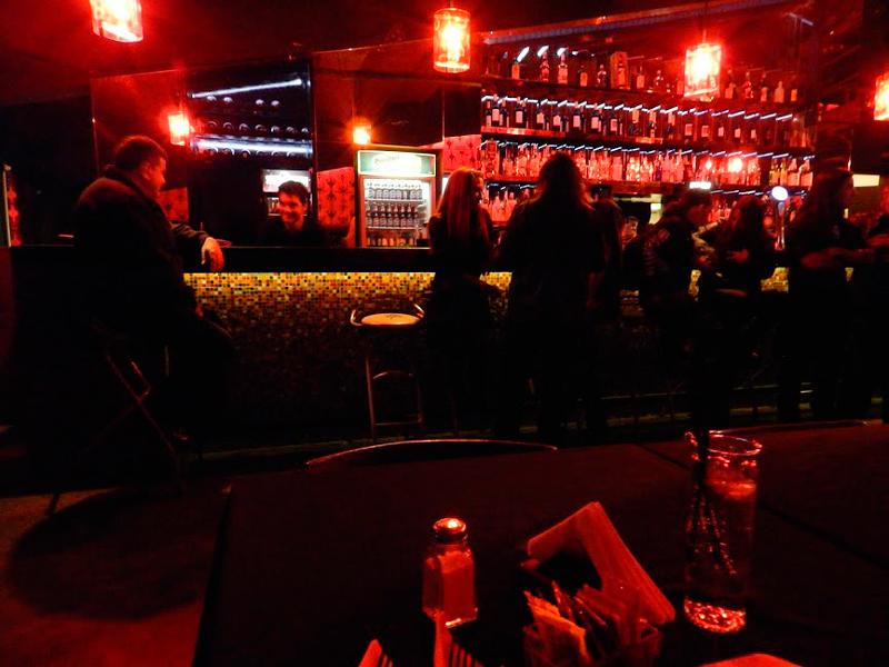 O bar do Roxy Live em buenos aires na argentina