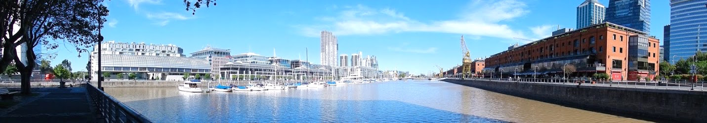 Panorâmica de Puerto Madera de dia