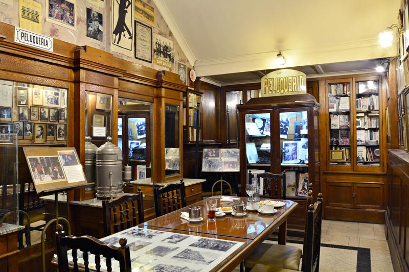 Café Tortoni, Buenos Aires, Argentina