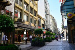 Calle Florida, Buenos Aires, Argentina