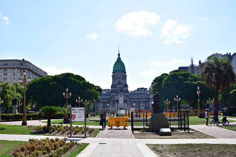 Congresso Nacional, Buenos Aires, Argentina