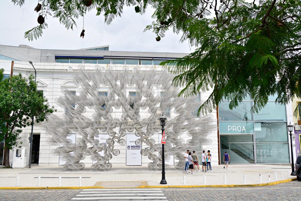 Fundación PROA, Buenos Aires, Argentina