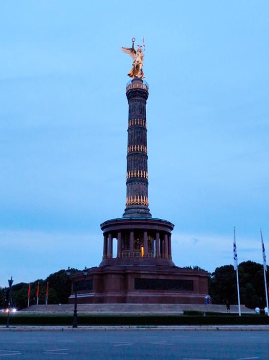 Siegessäule em Berlim