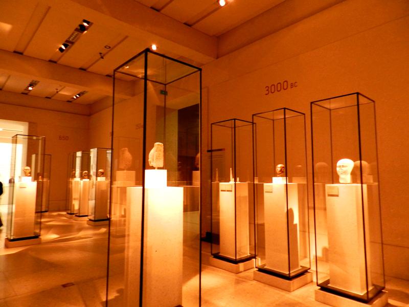 Ägyptisches Museum und Papyrussammlung de Berlim