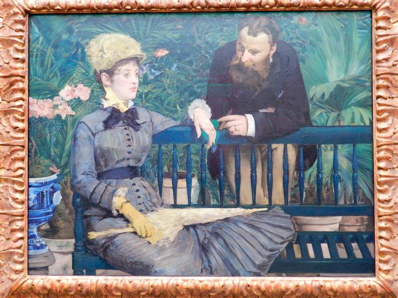 Manet no Alte Nationalgalerie em Berlim