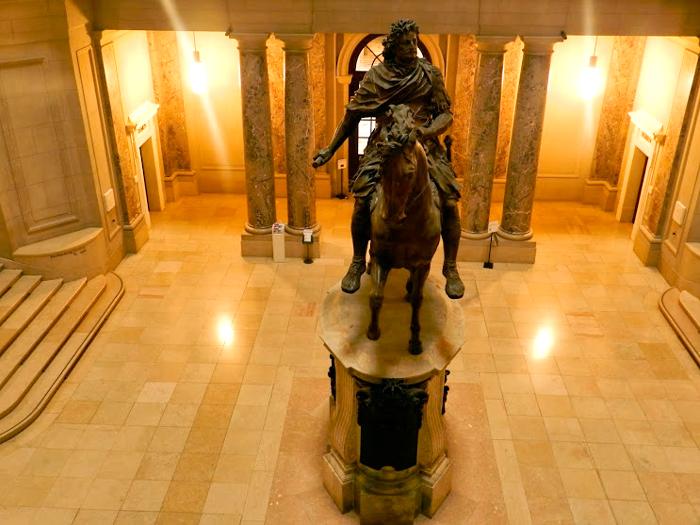Bode Museum em Berlim