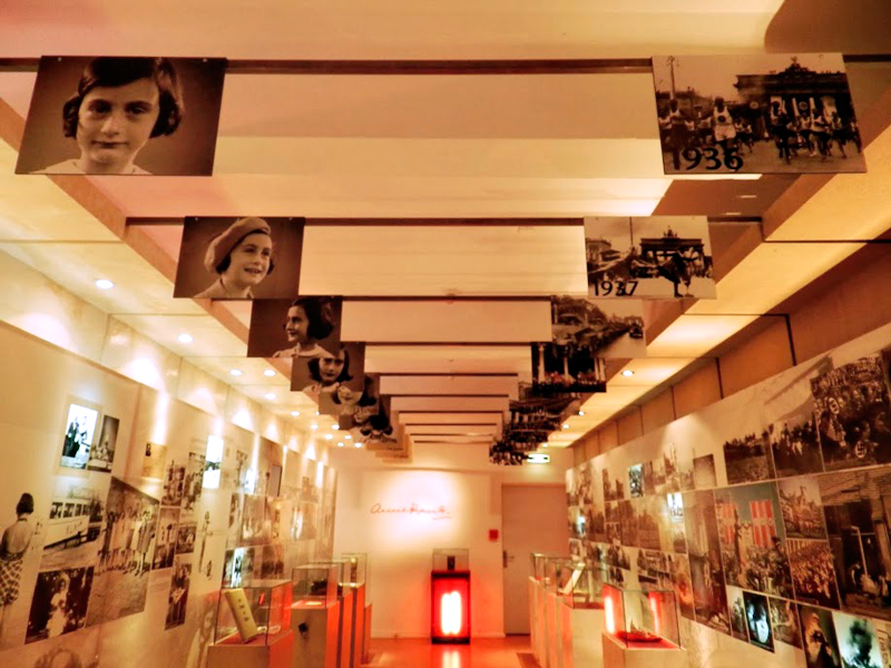 Anne Frank Museum em Berlim