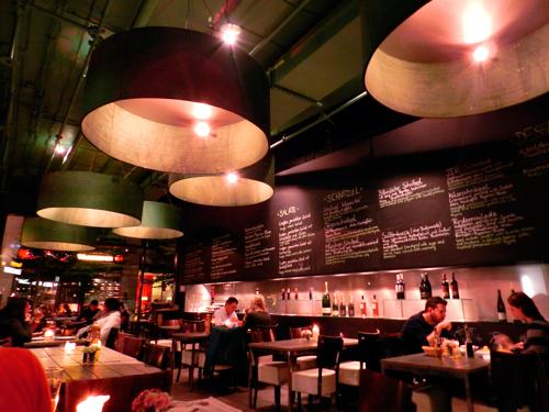 Restaurante Emma's de Berlim