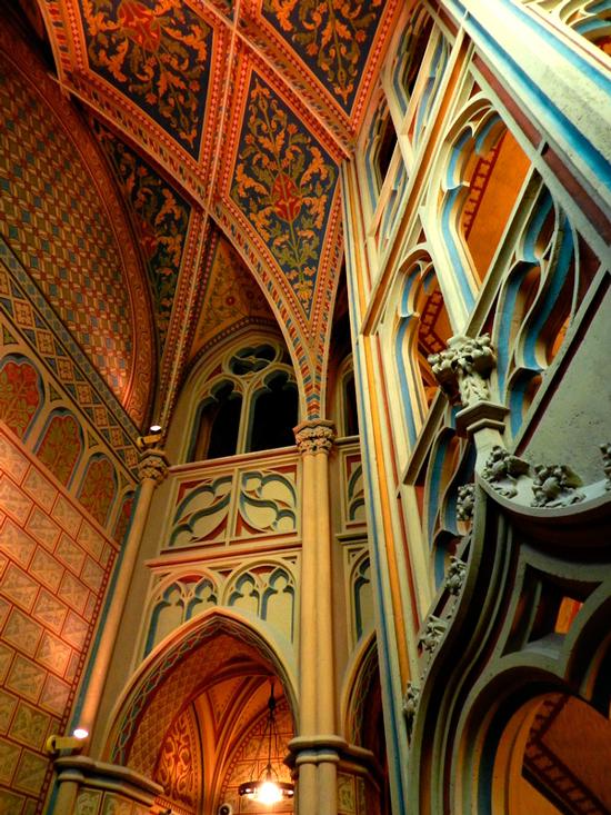 Detalhes da Mátyás Templom