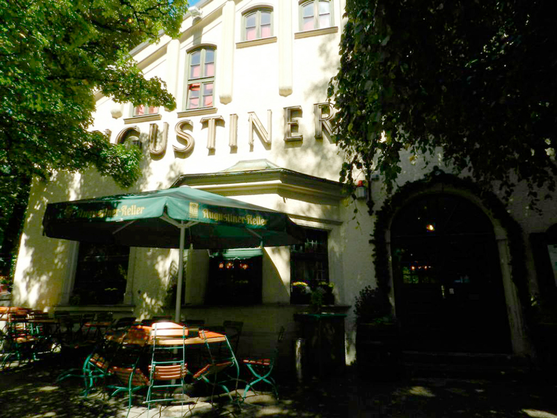 Restaurante Augustiner em Munique