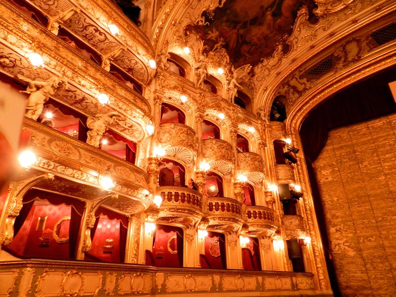 State Opera Viagem a praga na tchéquia
