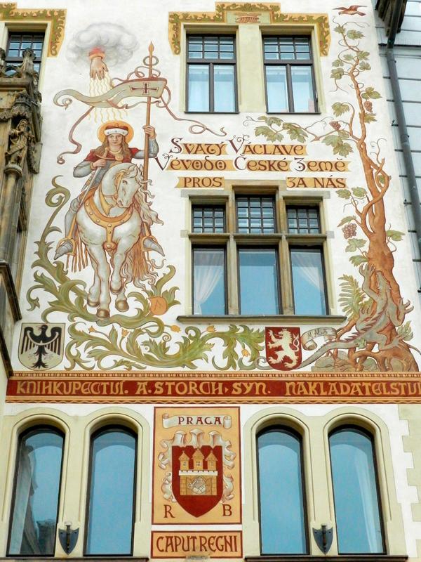 Prédio Štorchuv dum de Praga