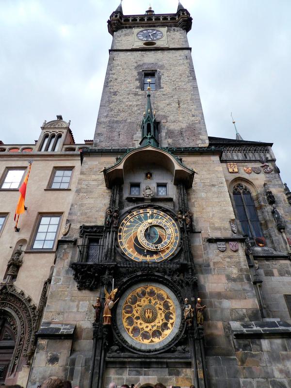Orloj Viagem a praga na tchéquia