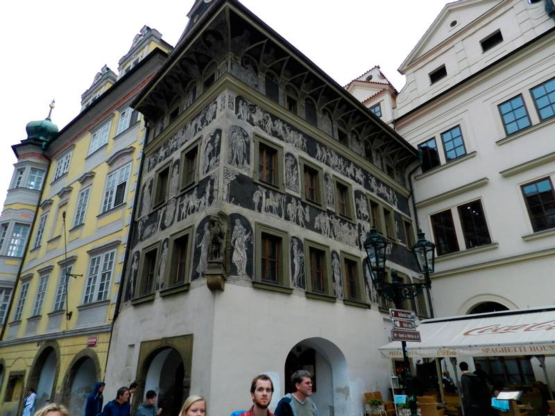 Casa do Minuto Viagem a praga na tchéquia