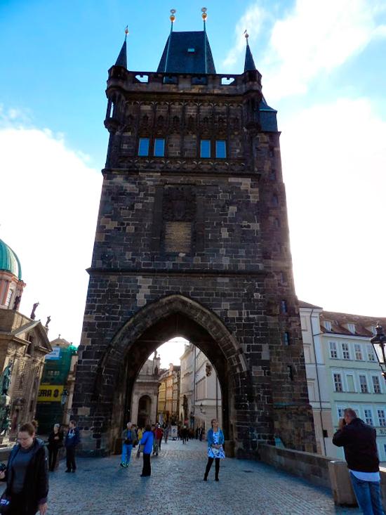 Torre de Praga