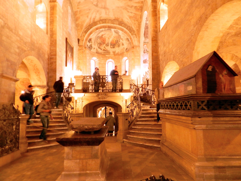 Klášter svatého Jiří ou Convento de São Jorge em Praga