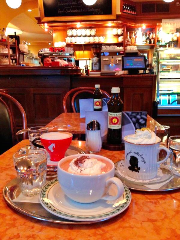 Cafe Mozart Wohnhaus