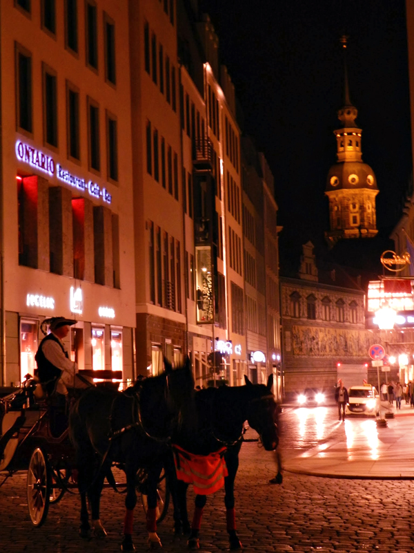 Dresden na Alemanha