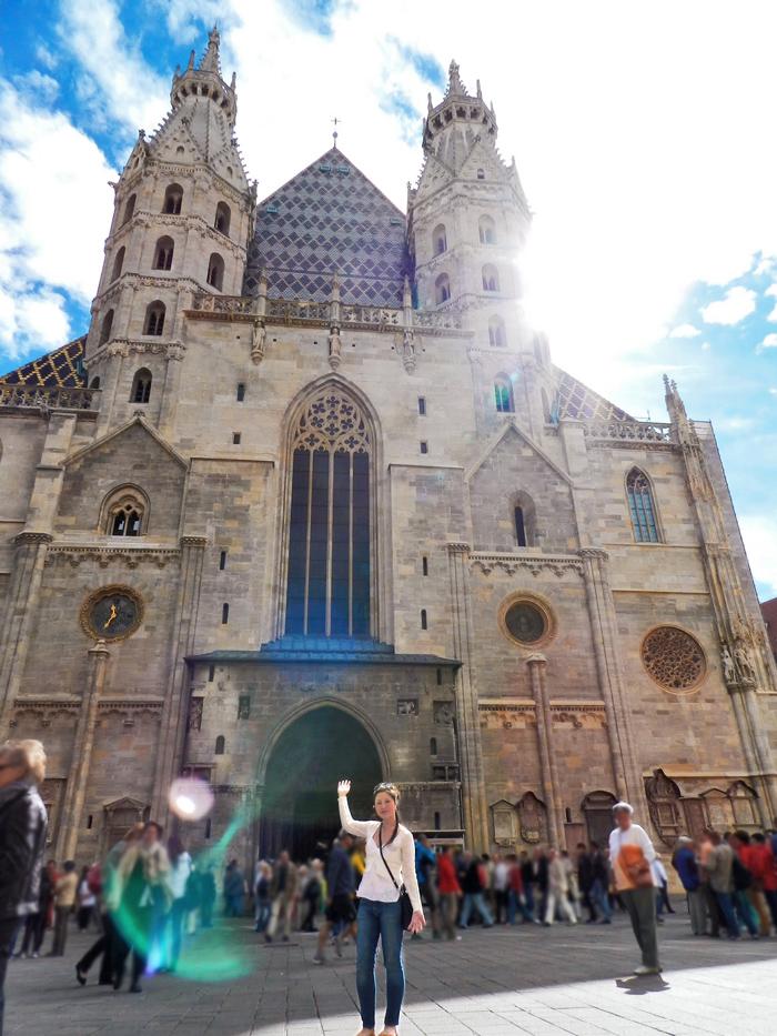 Stephansdom em Wien ou VIena