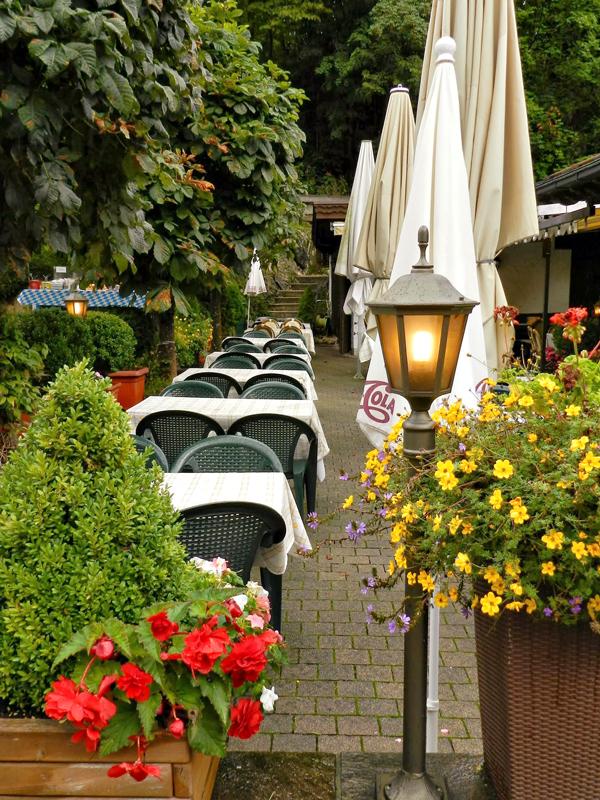Restaurante em Füssen