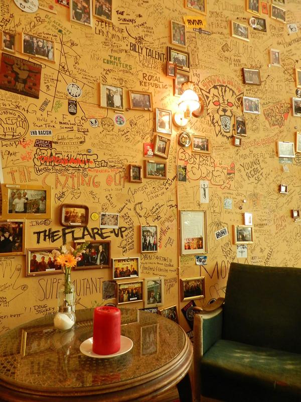 Ramones Berlin Museum em Berlim na Alemanha