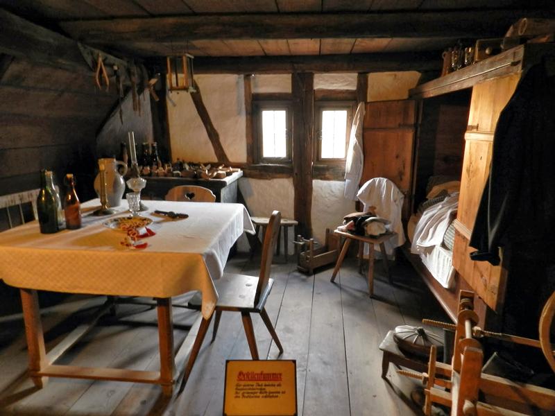 Alt-Rothenburger Handwerkerhaus em Rothenburg Ob Der Tauber na Alemanha
