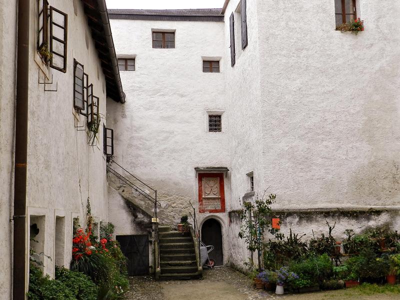Festung Hohensalzburg em Salzburg
