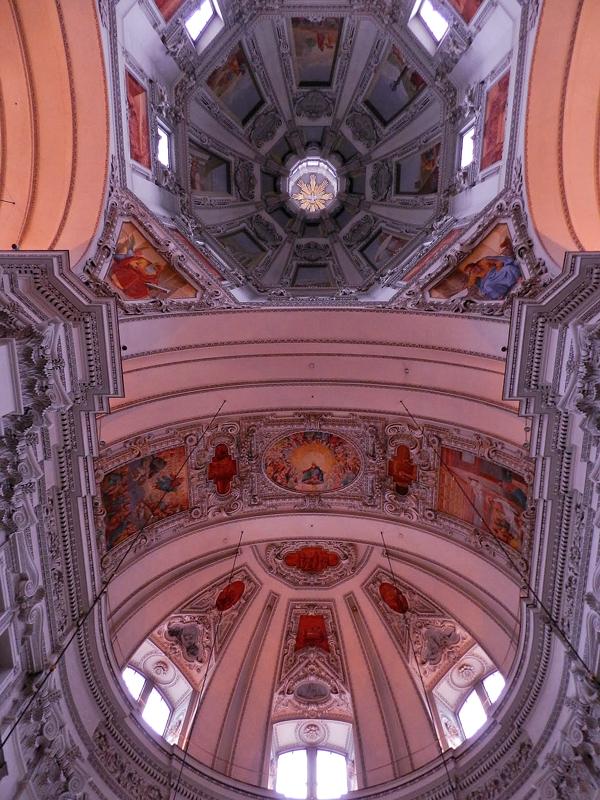Salzburg Dom a catedral de Salzburgo