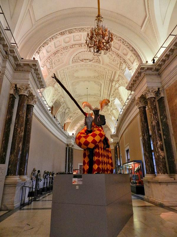 Armaduras no Kunst Historisches Museum Wien