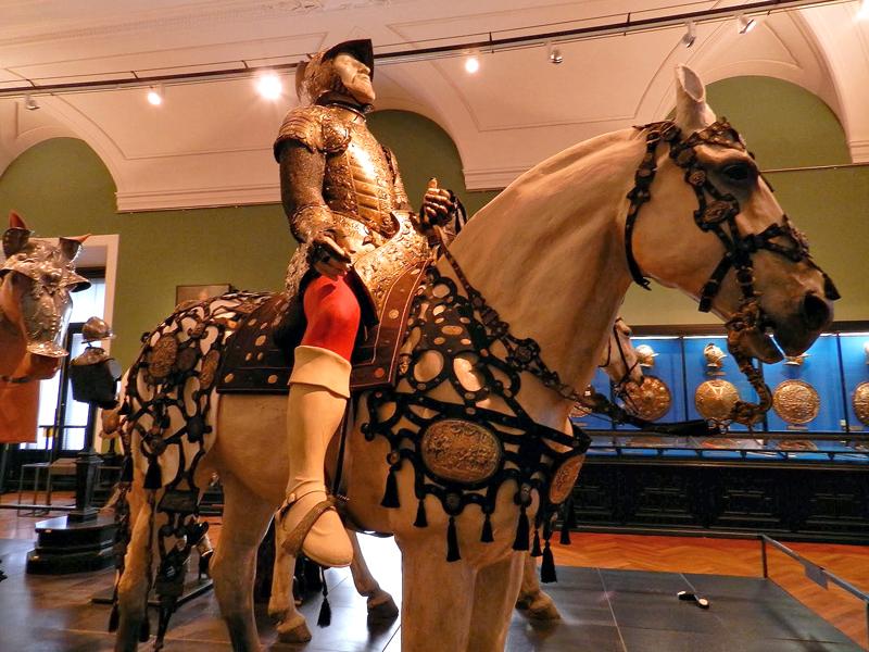 Sammlungen des Kunsthistorischen Museums in der Neuen Burg em Viena