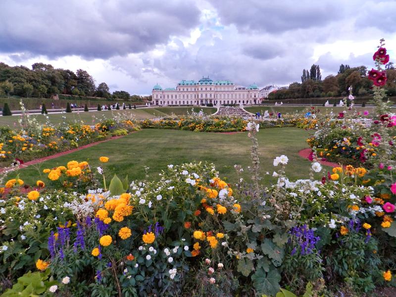 Schloss Belvedere em Viena