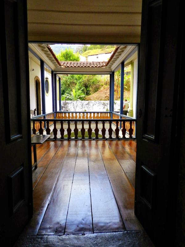 Museu Casa dos Contos em Ouro Preto em Minas Gerais