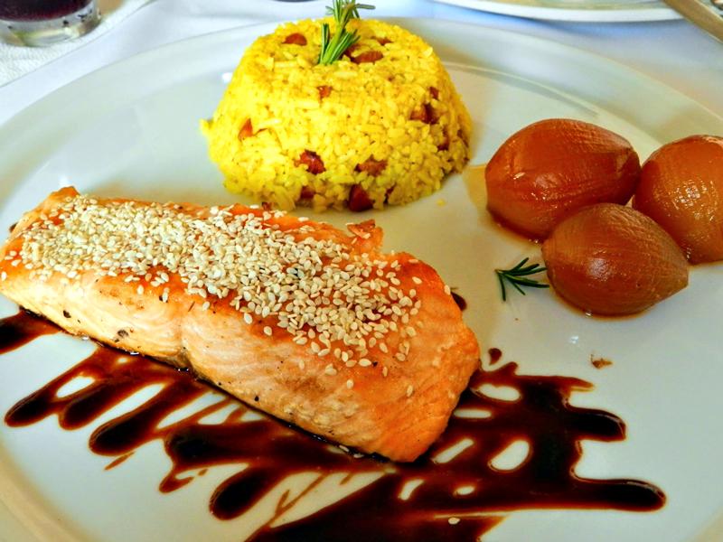 salmão em Ouro Preto em Minas Gerais