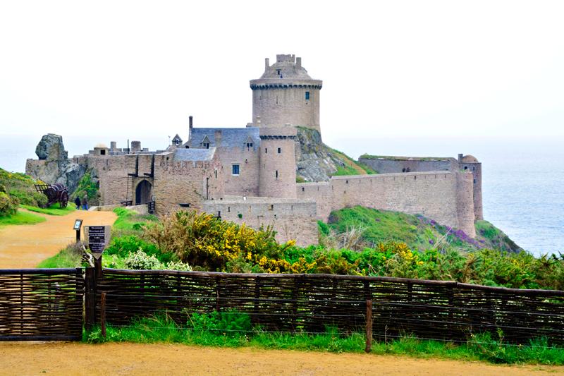 Fort la Latte dicas de viagem para a Bretanha na França