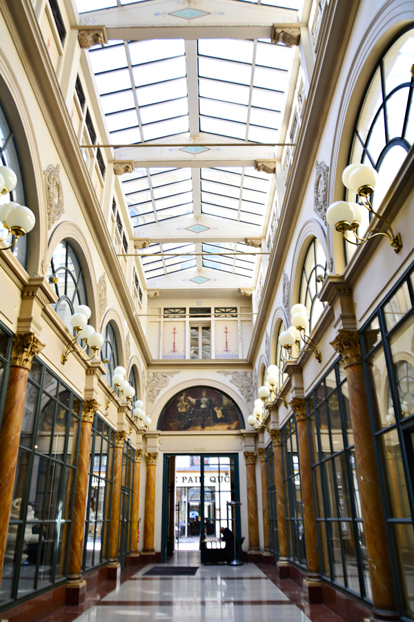Galerie Colbert, Paris, France