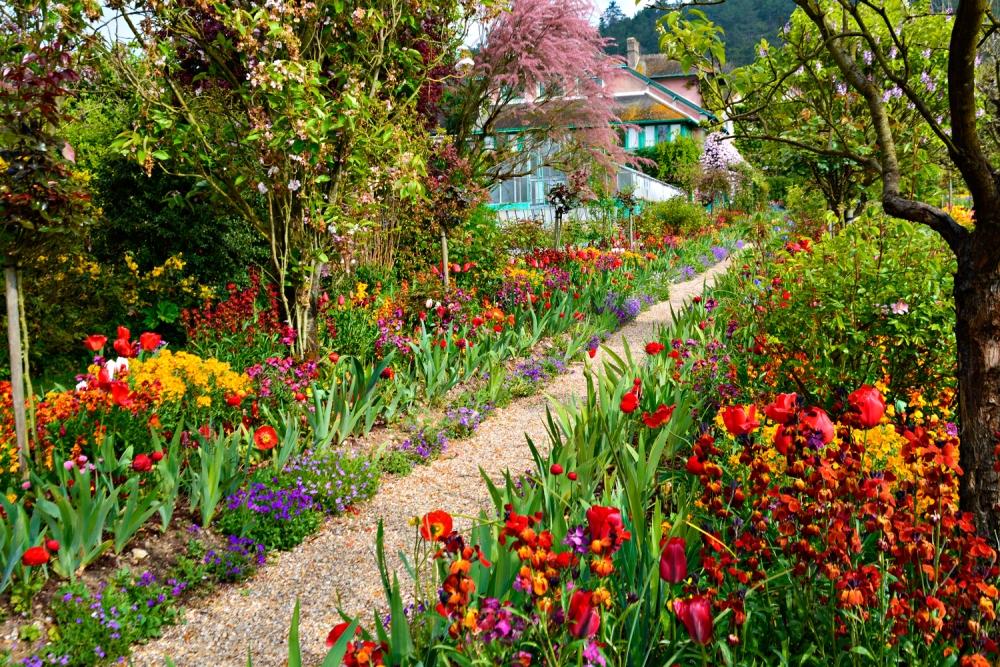 Fondation Monet, Giverny, France, França