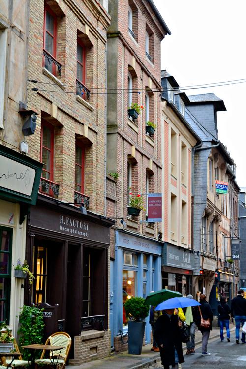 Honfleur, Haute Normandie, France - Honfleur, Alta Normandia, França