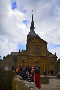 Dicas de Viagem para a ALTA NORMANDIA, Le Mont Saint Michel
